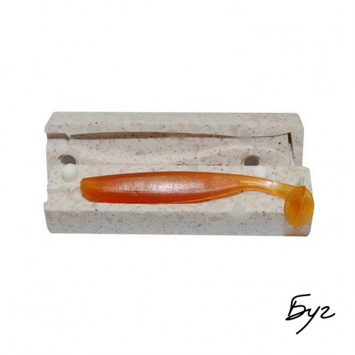 Soft plastic fishing lure mold fishing soft rubber lure molds for Soft plastic fishing molds