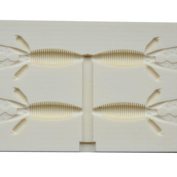 mold c137 4 cavity 4 4 inch 110 mm. Black Bedroom Furniture Sets. Home Design Ideas