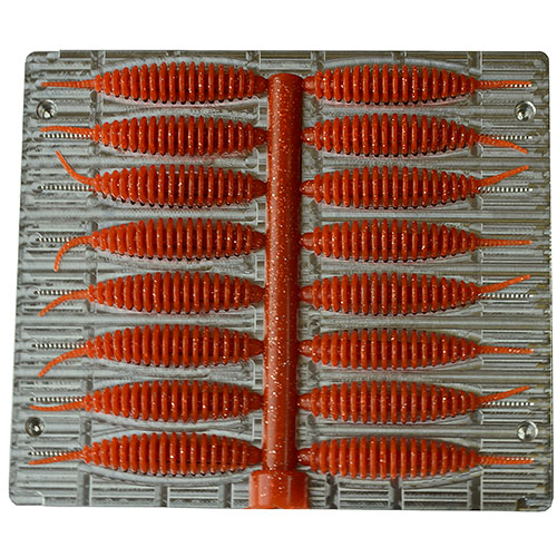 Aluminum Mold W658 16 Cavity 2 5