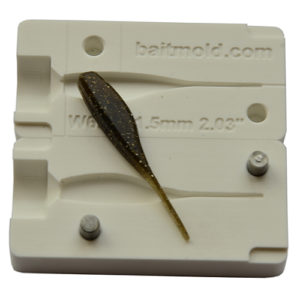 High-quality molds for bait fish from producer  Bait mold